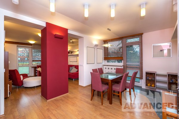 Flat for sale, 2 bedrooms, 115,51 m2