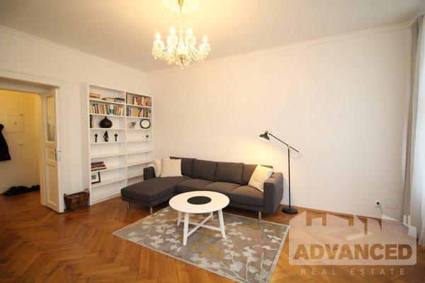 Pronájem, Byty 3+1, 92 m² - Praha - Malá Strana