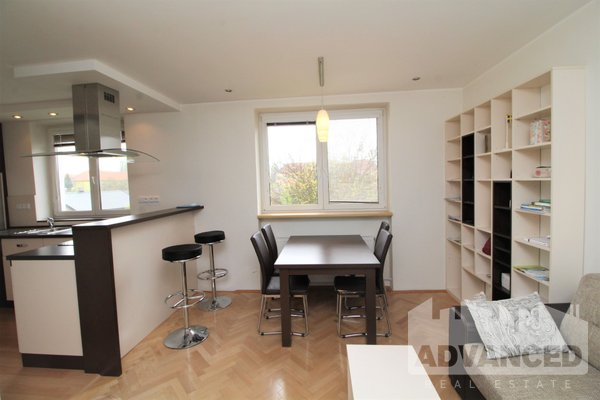 1 bedroom flat with balcony for sale, 64 m2