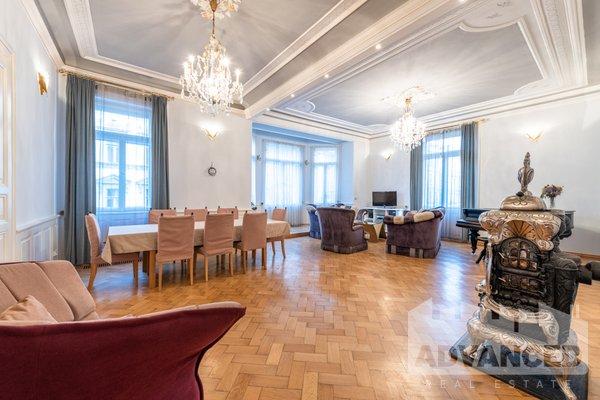 Rent, 5 bedroom flat, 230 m2