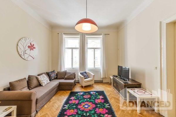 Flat for rent, 1 bedroom, 67 m2