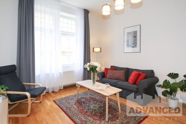 Rent, Flat of 1 bedroom, 48 m2