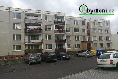 Pronájem bytu 2+kk,48 m²  Planá,okres Tachov,Bohušova ulice, Ev.č.: 00154