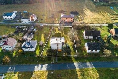 Prodej Rodinné domy - bezbariérový 6+1, 200m² - obec Prádlo, Plzeň jih , na vlastním pozemku 1410 m2, s dílnou  ca 64 m - Akční nabídka při rezervaci do 30.6.2020!!!, Ev.č.: 00183