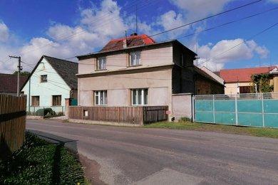 Prodej, Rodinné domy, 5+1 1350 m² Úboč,okres Domažlice, Ev.č.: 00195