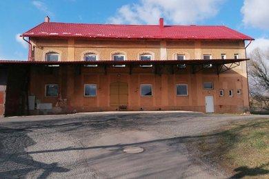 Prodej souboru nemovitostí,výroba,sklad o zastavěné ploše 1055 m2 na pozemku 2973 m2,Nádražní ulice,Bochov okres Karlovy Vary, Ev.č.: 00236