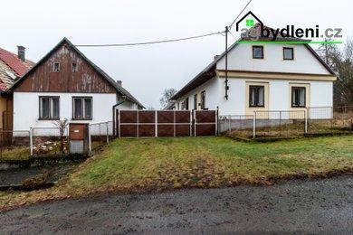 Prodej, Dva (2) rodinné domy se zahradou - Jarov (Plzeň - jih), Ev.č.: 00251