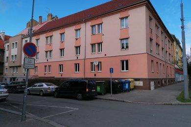 Pronájem byty 1+1, 32m² - Plzeň - Doubravka, Ev.č.: 00255