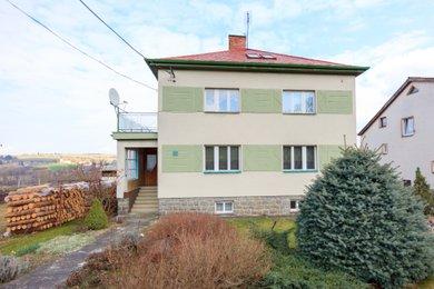 Prodej rodinného domu se zahradou o celkové výměře 1454 m², v obci Ždírec, Plzeň - jih, Ev.č.: 00265