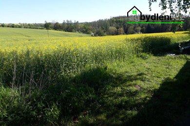 Nabízí, prodej, pozemky pro bydlení, Unhošť část Nouzov, Ev.č.: 00271