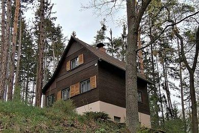 Prodej, Chata k celoročnímu užívání, 89 m² - Plešnice, Ev.č.: 00298