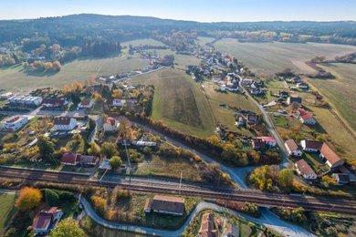 Prodej, Pozemky pro bydlení, 6.664 m² - Ždírec (Plzeň - jih), Ev.č.: 00317