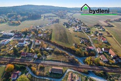 Prodej, Pozemky pro bydlení, 13.859 m² - Ždírec (Plzeň - jih), Ev.č.: 00317