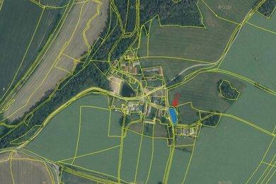 Prodej, Pozemky pro bydlení, 738m²  k.ú. Hostouň u Horšovského Týna, Ev.č.: 00329
