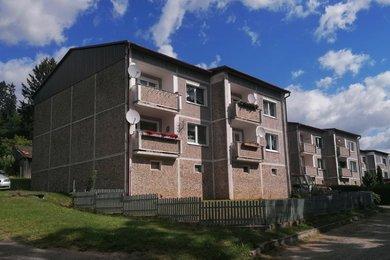 Prodej, Byty 3+1, 75m² + garáž ,Třemešné pod Přimdou okres Tachov, Ev.č.: 00341