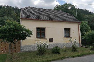 Prodej, chalupa, 60 m2 -,Hromnice okres Plzeň sever, s pozemkem o výměře 606 m2, Ev.č.: 00359