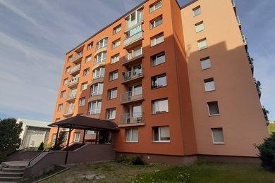 Pronájem, Byty 1+kk, 22 m² - Klatovská ulice,  Plzeň-Bory, Ev.č.: 00364