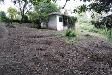 Prodej pozemku s chatou a karavanem o výměře 716 m2 ve Ždírci u Blovic, část Žďár, Ev.č.: 00371