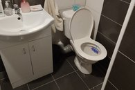 WC, koupelna