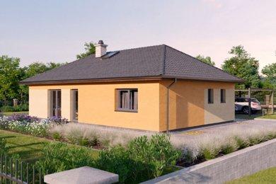 Prodej projektu na klíč 88m2 včetně pozemku o výměře 6.664 m² - Ždírec (Plzeň - jih), Ev.č.: 00402