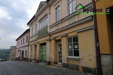 Pronájem, obchodní prostory, 50m² ,Žižkova ulice, Stříbro okres Tachov, Ev.č.: 00407