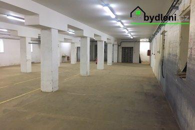 Pronájem, sklady, 600 m² , Plzeň 5-Křimice, Ev.č.: 00430
