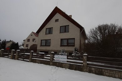 Prodej rodinného domu 6+2 v Rožmitále pod Třemšínem na pozemku 800m2., Ev.č.: 00456
