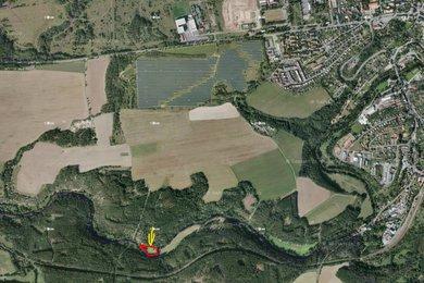 Prodej pozemky , trvalý travní porost 5883m² ,katastrální území Stříbro, Ev.č.: 00461