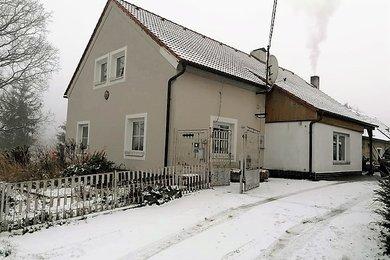 Prodej, rodinné domy 3+1 166m² ,Stříbro  část Milíkov,okres Tachov, Ev.č.: 00466