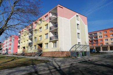 Prodej, Byty 3+1, 61m² Šumavská ulice,  Horažďovice okres Klatovy, Ev.č.: 00495