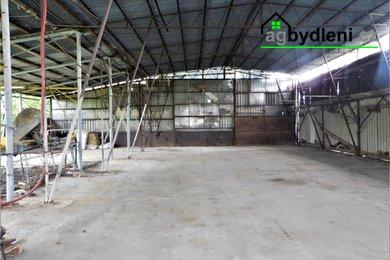 Prodej prostor k podnikání, 3027 m² - Mohelnice u Nepomuka, Ev.č.: 00505