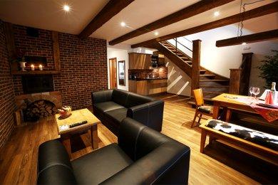 Pronájem zařízeného mezonetového bytu 4+kk, 80m² - Plzeň, Ev.č.: 00509