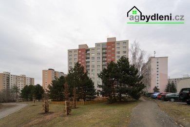 Prodej, Byty 4+1 s lodžií, 78m² - Žlutická ul., Plzeň -Bolevec, Ev.č.: 00511