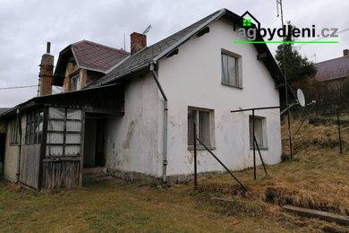 Prodej, rodinné domy, o zastavěné ploše 108 m² , Hošťka okres Tachov, Ev.č.: 00516