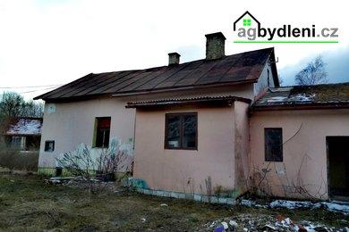 Prodej, rodinný dům k rekonstrukci, pozemek 700m² , Nemanice okres Domažlice, Ev.č.: 00531