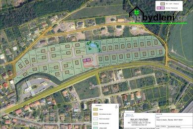 Prodej, Pozemky pro komerční výstavbu R domů, 41 180 m² - Žebrák, Ev.č.: 00533