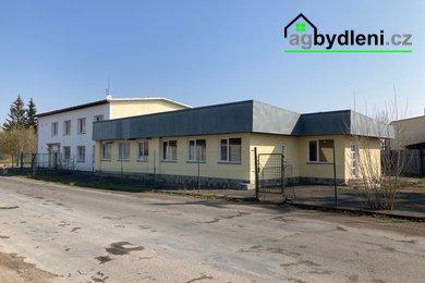 Prodej, Ubytovna a další prostory určené k podnikání, 240 m² , Cheb - Hradiště, Ev.č.: 00579
