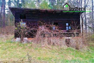 Prodej polosamoty, pozemku o velikosti 1104 m² - Kovčín, Ev.č.: 00586