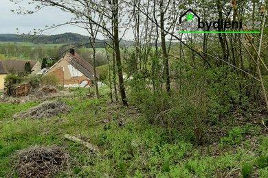 Prodej, Pozemek Křenice - 513 m2, okres Klatovy, Ev.č.: 00589