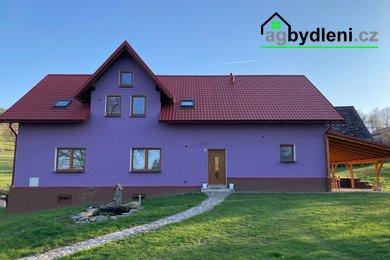 Prodej, dvougenerační rodinný dům, 220 m² - Chudenín - Skelná Huť, Ev.č.: 00590