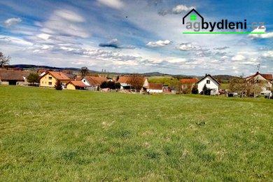 Prodej, Pozemky pro bydlení, 800m² - Bolešiny - Slavošovice, Ev.č.: 00603
