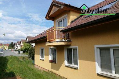 Pronájem, Byty 3+kk, 86m², balkon, Starý Plzenec, Ev.č.: 00623