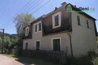 Prodej, rodinné domy o zastavěné ploše 104m² - Chodová Planá - Dolní Kramolín, Ev.č.: 00632