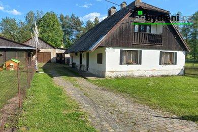 Prodej, Chalupa, Hrádek u Rokycan, Ev.č.: 00654