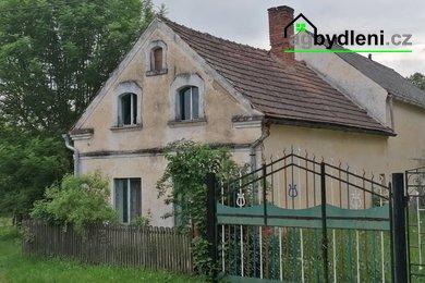 Nabízí, prodej, rodinné domy Horní Kozolupy- Slavice okres Tachov, Ev.č.: 00658
