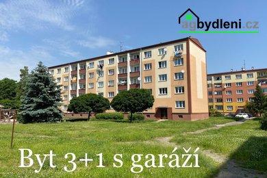 Prodej, Byt 3+1 s garáží, 73 m² - Cheb, Ev.č.: 00666