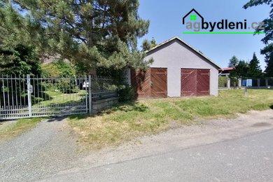 Prodej zděné garáže 34 m2 Bor , okres Tachov, Ev.č.: 00669