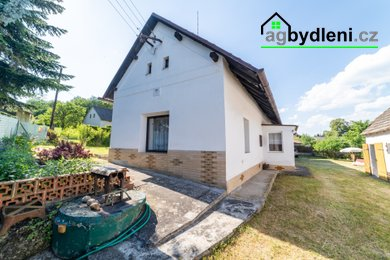 Prodej, Rekreační chalupa, celková výměra 744 m² - Zdemyslice, Ev.č.: 00675
