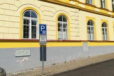 Pronájem, Kanceláře, 42m² - Příbram I, Ev.č.: 479