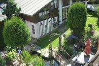 Heated indoor sw-pl, beer garden,      two fish  ponds_